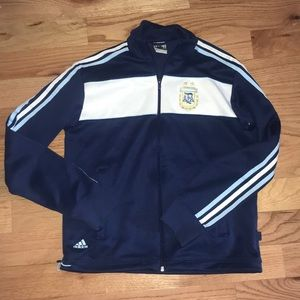 Adidas World Cup 2006 Argentina Track Jacket